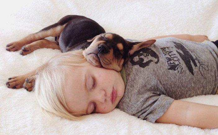 děti a psi dítě a pes nejlepší obrázky dětí a psů fotografie fotoalbum obrázek_1