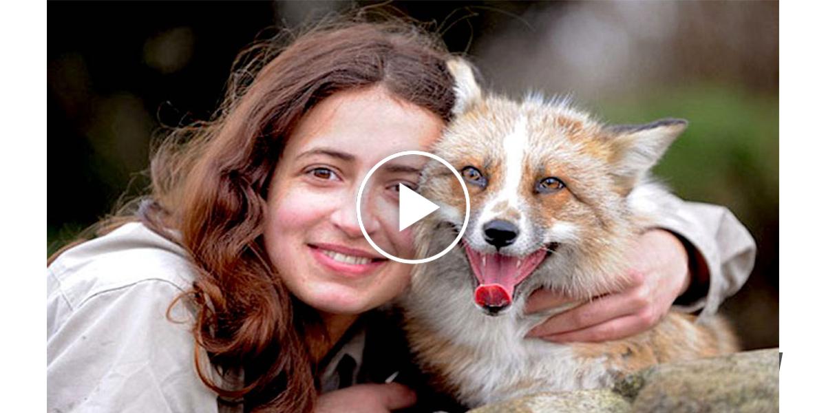 Zachránila a ujala se psa, ale po pár týdnech zjistila, že je to liška