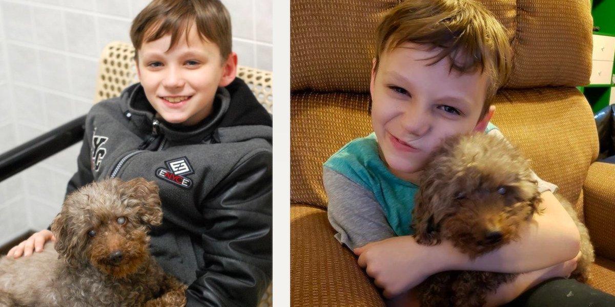 Tenhle chlapec navštívil s rodiči útulek a všem ukázal, že má srdce na správném místě