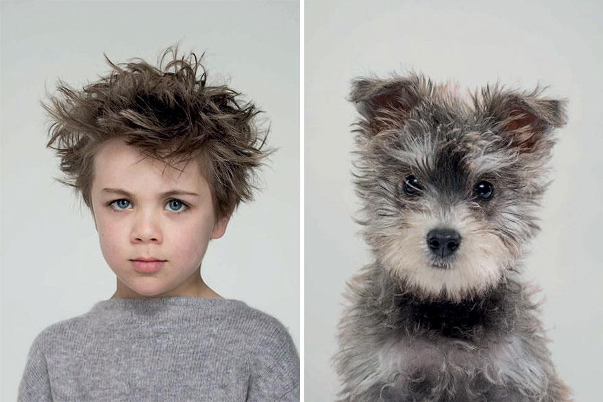 Jaký pán takový pes? Tyto fotografie to potvrzují!
