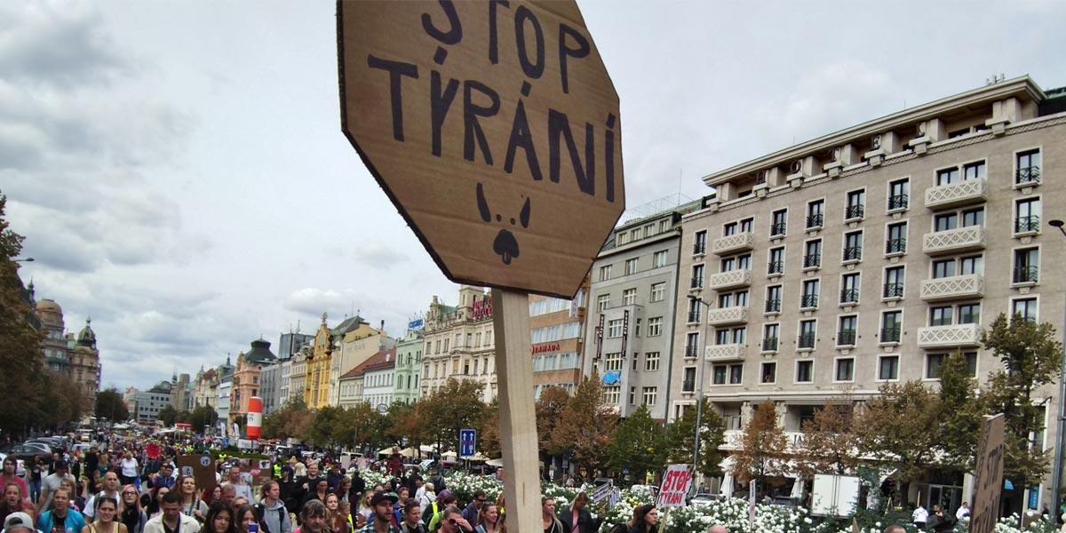 V Praze pochod za práva zvířat - již tuto sobotu!