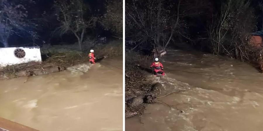 3 ženy zachraňovaly psy z útulku, smetla je voda